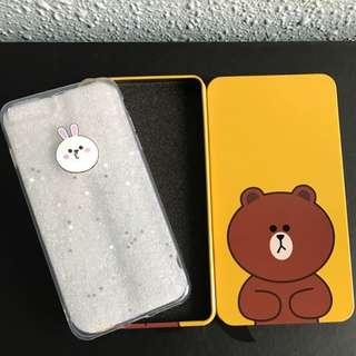 Iphone 7plus Case - LINE Cute Connie💕