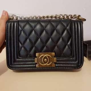 Chanel Bag Size 20