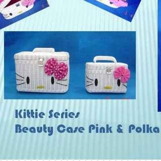 Hello Kitty Handmade Makeup Box from Ratan