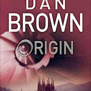DAN BROWN ORIGIN (EPUB)
