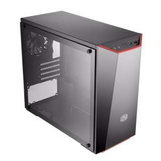 Cooler Master MASTERBOX LITE 3.1 TG Tempered Glass Coolermaster