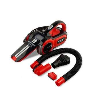 Black & Decker Pav1205 Handheld Dustbuster Pivot Auto Car Vacuum Cleaner 12v