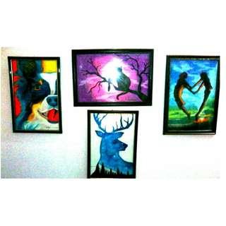 4 Paintings,