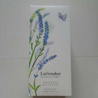 Crabtree & Evelyn lavender reed diffuser 200ml