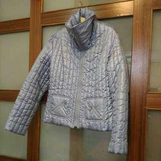 MNG靚亮麗時尚薄棉#外套特賣