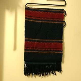 民族圖案披肩/頸巾