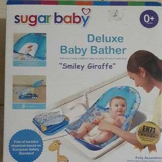 Sugar Baby Deluxe Bather Blue