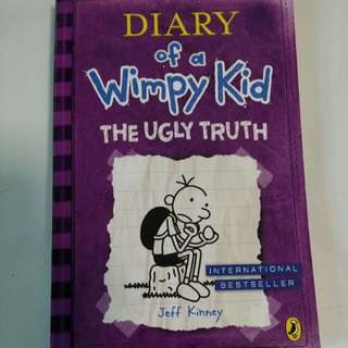 Diary of a Wimpy Kid-THE UGLY TRUTH