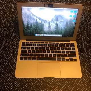 MacBook Air 2015 11-inch