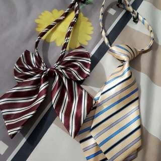 Japanese school uniform tie