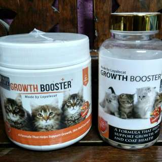 Growth Booster Vitamin Kucing