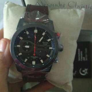 Jam tangan ALEXANDER CHRISTIE COWO