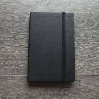 Moleskine Black Notebook