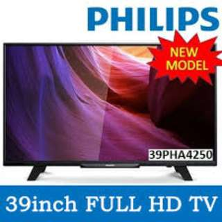 Philips 39 inch Slim LED TV 39PHA4250 AS GOOD AS NEW CONDITION