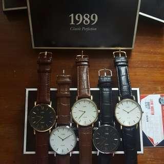 1989 Classy Watch