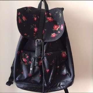 Vans floral backpack 🎒 💯 authentic