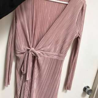 Top shop wrap dress