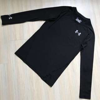 Under Armour tee / tights / pants