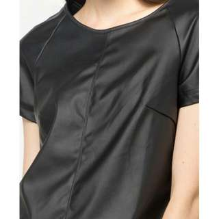 Blouse Leather