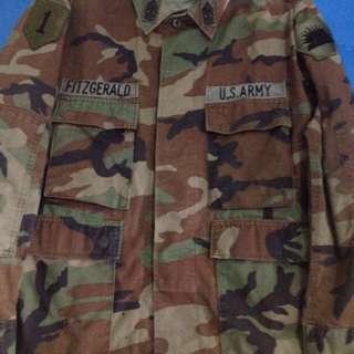 US Army Jacket - Original