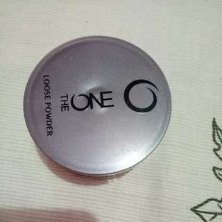 The One Loose powder (bedak)