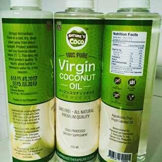 Nature's Coco Virgin Coconut Oil
