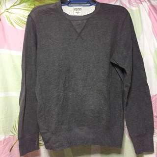 Uniqlo Gray Sweater