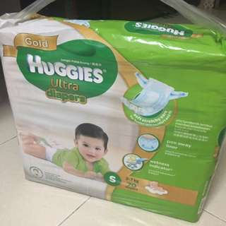 Huggies Ultra Diapers (GOLD)