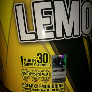 Lemonex 100% ORIGINAL 💯LEMONEX 💯 ORIGINAL 💯 LEMONEX 💯 ORIGINAL. 2 for $$75.