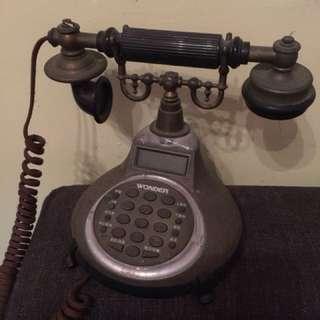 二手復古電話(無法使用)