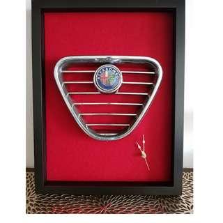 Alfa Romeo front grille display