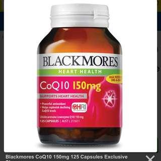 Blackmores Coenzyme Q10 150mg