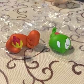 神奇寶貝 寶可夢 扭蛋系列