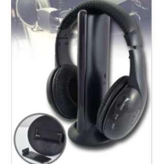 5 in1 Wireless Headphones