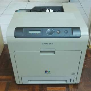 Laser Printer Warna  Samsung