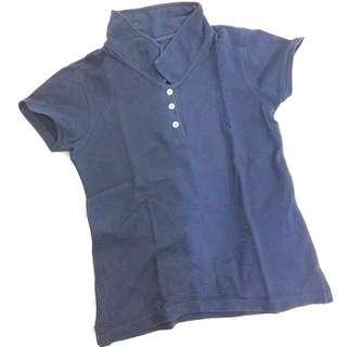 Izod | Navy Blue Polo Shirt