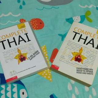 Complete Thai Beginner to Intermediate Course : Learn to Read, Write, Speak and Understand a New Language (Teach Yourself)
