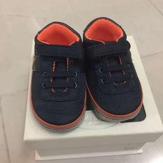 PL Authentic Polo Ralph Lauren Pre Walker Shoes