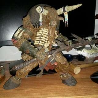 Warcraft tauren shaman