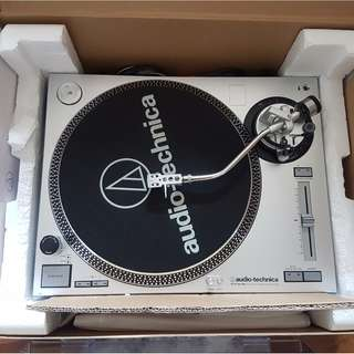 Audio Technica LP-120 USB Turntable
