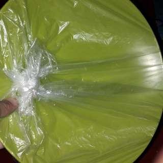 Tupperware Tempat Buah Warna Lime