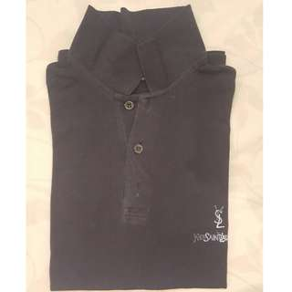 Polo Shirt Yves Saint Laurent YSL