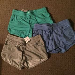 Shorts new with tags size 12