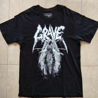 Kaos Band Grave Tour