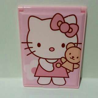 Hello kitty mini mirror