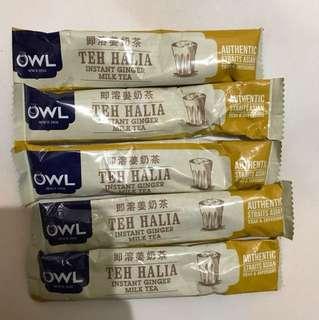 (🇸🇬帶回)Owl即溶薑奶茶