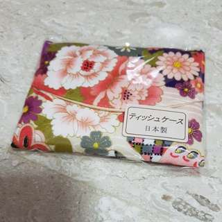 Japan Tissue Pouch