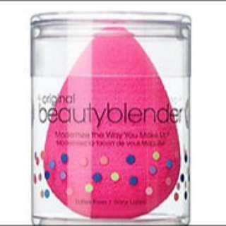 Authentic Beauty Blender Original Bnwob