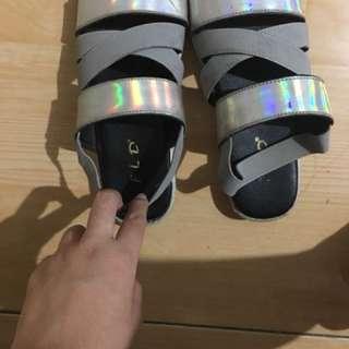 Sandal hologram FLD fladeo premium