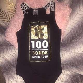 Bonds body suit/bathers